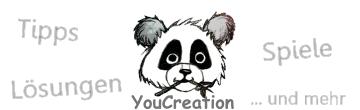 YouCreation – Spiele, Lösungen, Tipps und mehr